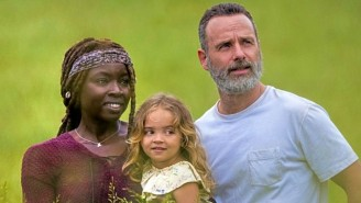 Andrew Lincoln Actually Almost Left 'The Walking Dead' Earlier Than Planned