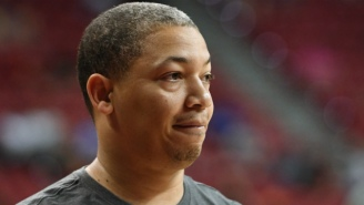 The Lakers And Tyronn Lue Reportedly 'Reached An Impasse' Over Contract Negotiations