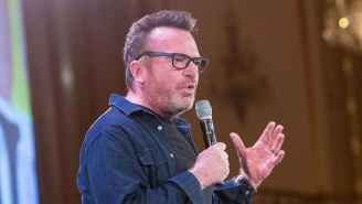 Tom Arnold Files A Police Report Against Mark Burnett Following An Alleged Pre-Emmys Brawl