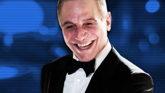 Tony Danza Is Still Affable As Hell And Appreciative Of All The Water That's Passed Under His Bridge