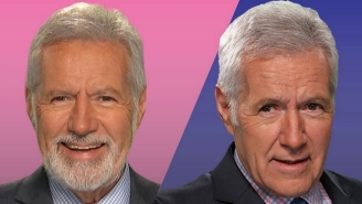 'Jeopardy!' Is Letting Fans Vote On The Fate Of Alex Trebek's Beard