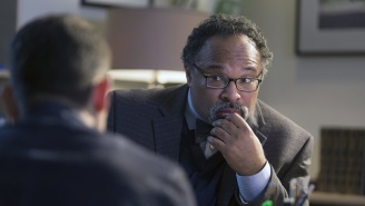 Geoffrey Owens Scores Another Big Gig In A Thriller With Hillary Swank
