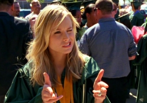 Kristen Bell Thinks Hulu's 'Veronica Mars' Revival Is 'Exactly What The World Needs Right Now'