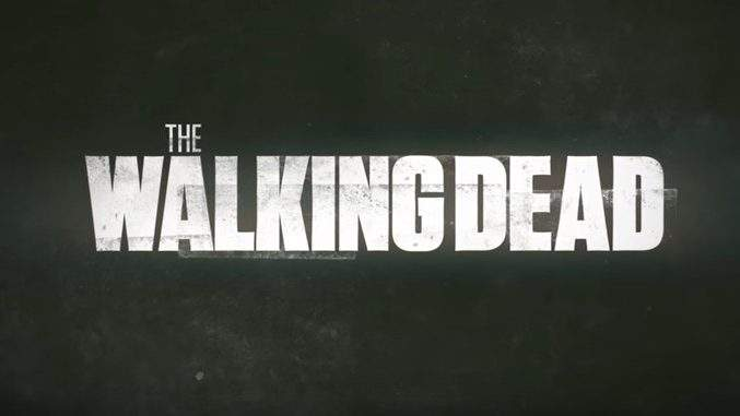 What The New 'The Walking Dead' Logo Means For Season 9 Of The Series