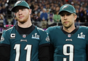 It May Be 'Several Weeks' Until Carson Wentz Returns For The Eagles