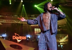 Wiz Khalifa Premiered A Psychedelic New Video For His Song 'Alright' With Trippie Redd And Preme