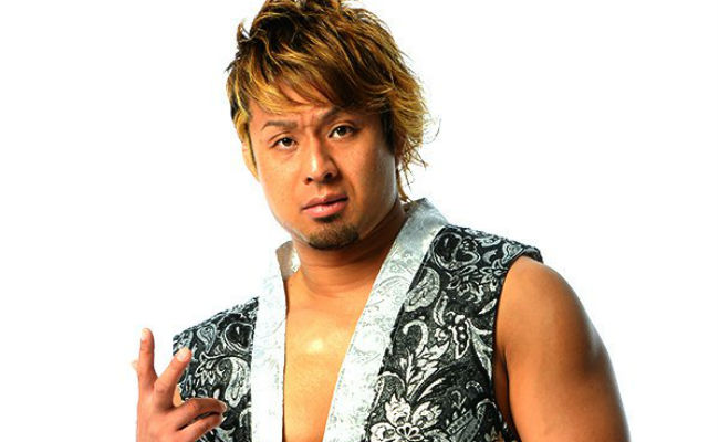 NJPW Star Yoshi-Hashi's Injury Was Edited Out Of Destruction In Kobe