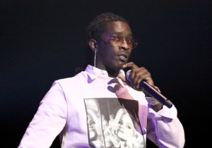 Young Thug Threatens To Cut Off Kanye West If He Isn't Included On 'Yandhi'