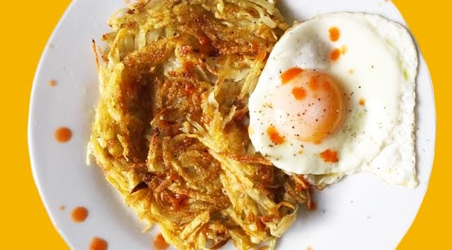 It's Time You Learned How To Make Hash Browns