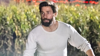 'A Quiet Place' Test Audiences Couldn't Stop Laughing At John Krasinski Playing The Aliens