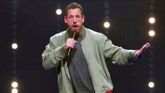 Comedy Now: Adam Sandler's Netflix Special Is Here, And It's Actually Kinda Good