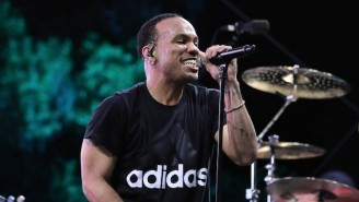 Anderson .Paak's Slinky New Single 'Tints' With Kendrick Lamar Debuted As Zane Lowe's World Record