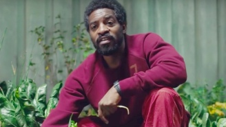 Andre 3000 Dives Into A Black Hole In The Intense First Trailer For 'High Life'
