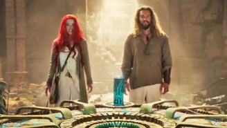 An Extended Look At 'Aquaman' Dives Deep Into 'Badass' Humor And Unreal Visuals