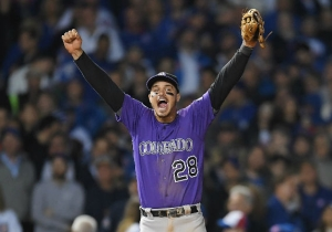The Rockies Stunned The Cubs In 13 Innings To Win The NL Wild Card Game
