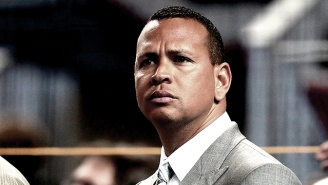 Alex Rodriguez Was Reportedly Robbed Of $500,000 In Goods From A Rental SUV