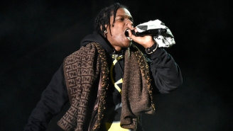 ASAP Rocky Is Going On Tour To Represent The 'Injured Generation' This Winter