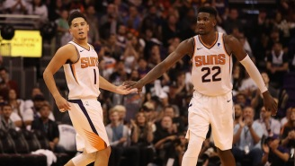 The Suns Offense Has A Creative Play That Hammers Opponents