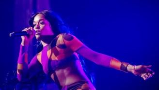 Azealia Banks Threatened To Burn Lana Del Rey's House Down With Voodoo