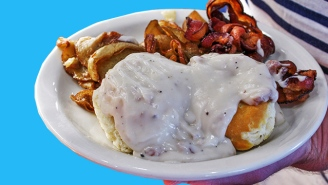Biscuits & Gravy Is The Only Brunch Dish That Matters