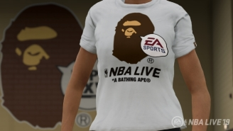 'NBA Live 19' Is Adding Quavo And Free BAPE Fashion In Its Latest Update