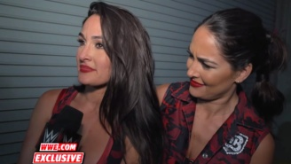 Nikki Bella Says The Divas Era Is Over, But Her Beef With Ronda Rousey Isn't
