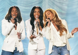 That 'Fake' Beyonce And Kelly Rowland Group Project Rumor Might Not Be So Fake After All