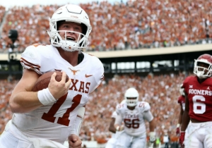 Texas Took Down Oklahoma In A Red River Showdown For The Ages