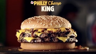 A Philadelphia Burger King Is Refusing To Sell A New Philly Cheesesteak-Inspired Burger