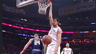 Boban Marjanovic Broke The Rim Because He Wouldn't Stop Dunking On The Nuggets