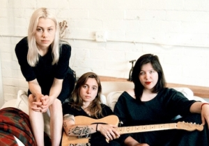 Phoebe Bridgers, Lucy Dacus, and Julien Baker Have Released Their 'Boygenius' EP Two Weeks Early