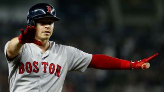 Brock Holt Hit The First Cycle In Playoff Baseball History Against The Yankees