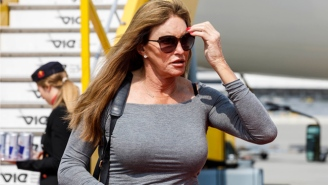 Caitlyn Jenner Calls Out Trump Over His Reported Plan To 'Erase' Trans People, And People Aren't Buying It