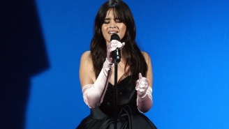 Camila Cabello Gave A Jaw-Dropping Orchestral Performance Of 'Consequences' At The AMAs