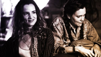 Juliette Lewis And Ione Skye On HBO's 'Camping' And Who They'd Actually Like To Go Camping With
