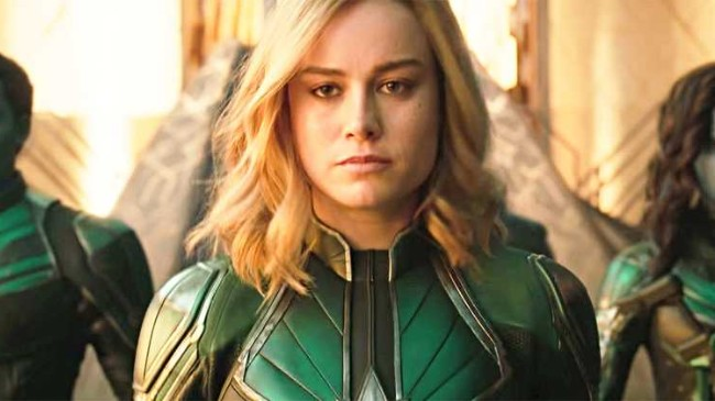 The New 'Captain Marvel' Comic Book Origin Story May Shed Some Light On The Upcoming Movie