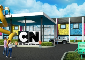 Cartoon Network Is Building A Hotel In Pennsylvania Amish Country