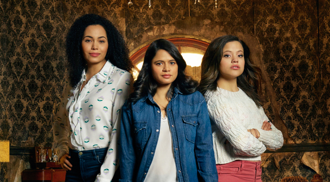 The 'Charmed' Reboot Tries To Be Fierce And Misses Out On The Fun