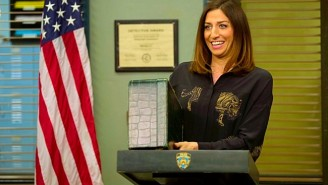 Chelsea Peretti Announces She's Leaving 'Brooklyn Nine-Nine' While Borrowing Someone Else's Note