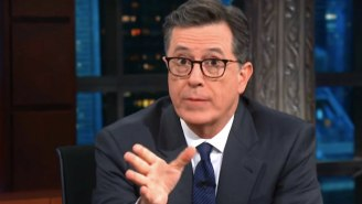 Stephen Colbert Explains Why Donald Trump Needs To Run For President Again