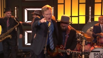 Conan O'Brien Offered A Heartfelt Farewell To His House Band On Their Final Episode