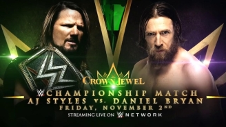 Daniel Bryan Is Reportedly Out Of Crown Jewel And A WWE Championship Match Is Now In Jeopardy