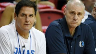 The Mavericks Fired Their Team Photographer After New Sexual Misconduct Allegations Emerged