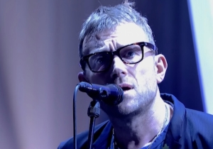 Damon Albarn's The Good, The Bad & The Queen Give Their First Live Performance In Seven Years
