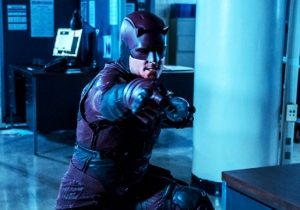 'Daredevil' Showrunner Erik Oleson And Star Wilson Bethel On Bringing Bullseye To Life