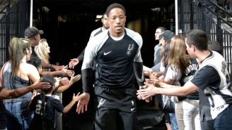 DeMar DeRozan Explains The 'Reassurance' He Received From The Spurs After His Trade