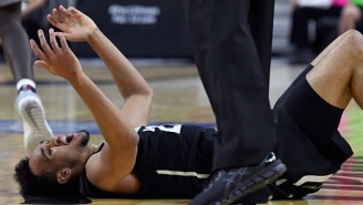 Spurs Guard Derrick White's Injury Leaves San Antonio's Backcourt Depleted