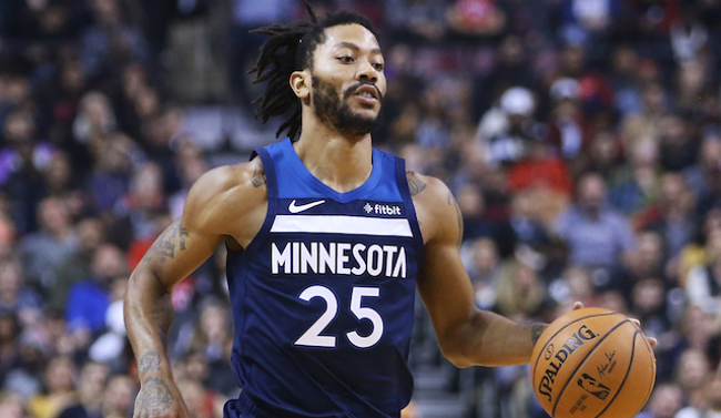 more photos 59e58 079e5 NBA 2K19' Ratings Update: Derrick Rose Rising, Gordon ...