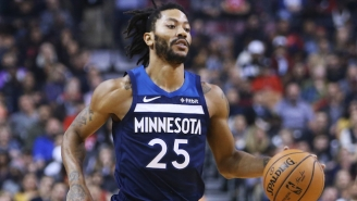 The Latest 'NBA 2K19' Ratings Update Has Derrick Rose Rising And Gordon Hayward Falling