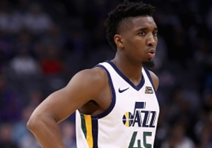 The Jazz Put Up 81 Points In A Wild First Half Against The Warriors